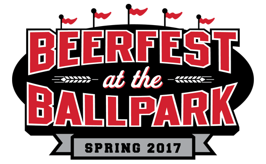 2017 Beerfest at the Ballpark Spring Logo